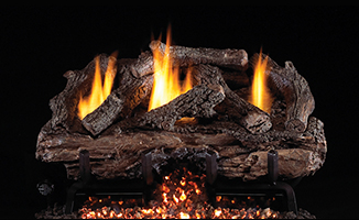 Vent Free Logs Available at Fireplace Creation in Greenville, N.C. ...