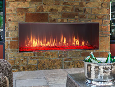 Outdoor Fireplace Products available at Fireplace Creation in ...